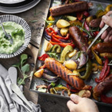 GARDEN GOURMET - Incredible Sausage