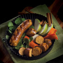 SWEET EARTH - Apple Chik'n Sausage